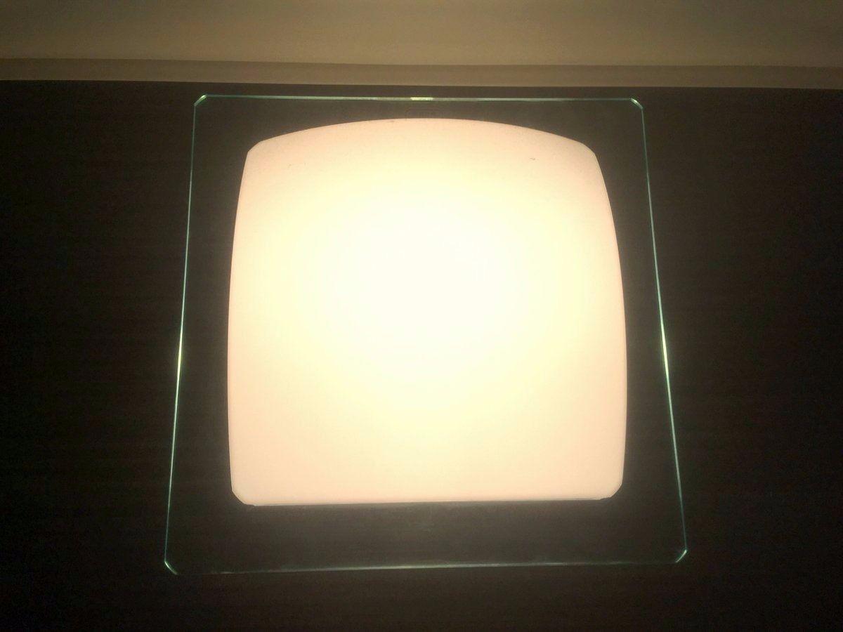 浴室照明のカバー